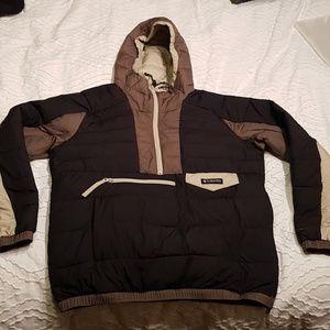 Columbia Norwester Anorak Jacket